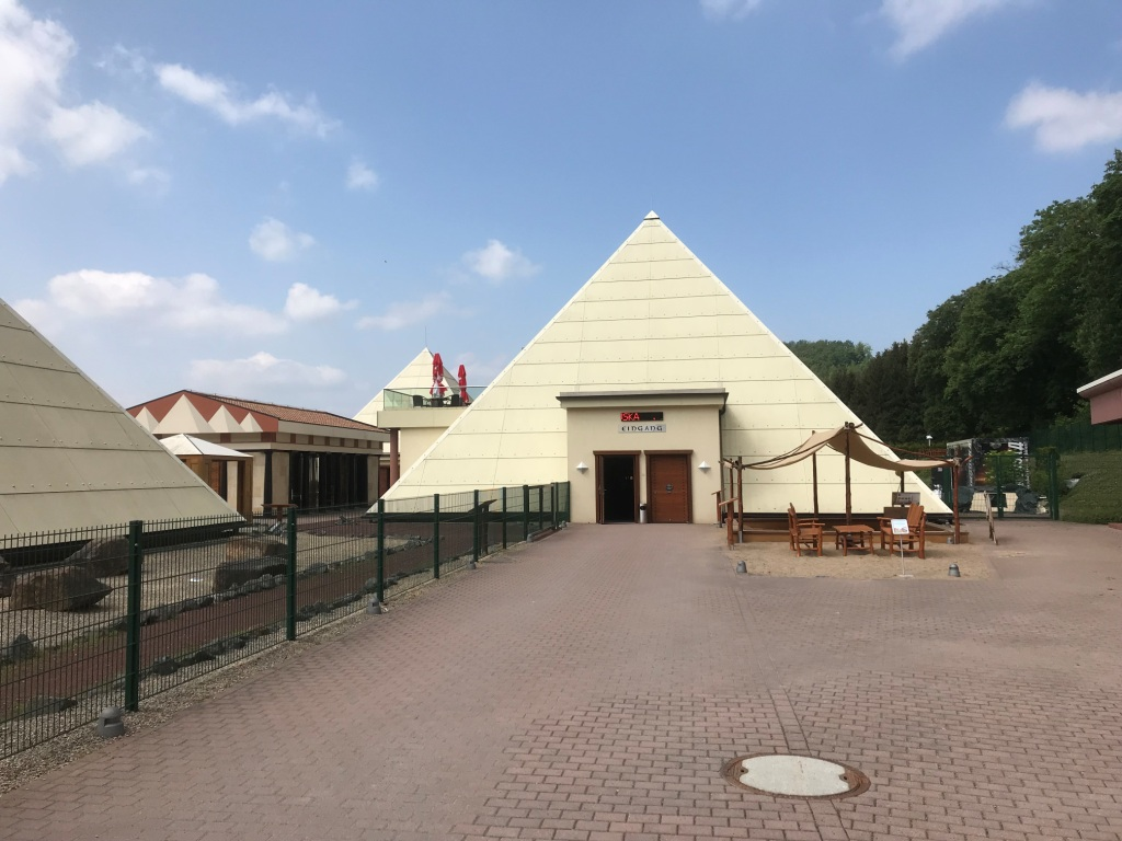 Eingang Galileo-Park Lennestadt