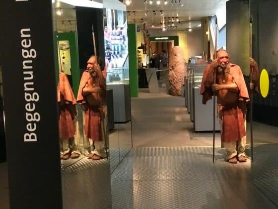 Begegnungen im Neanderthal Museum