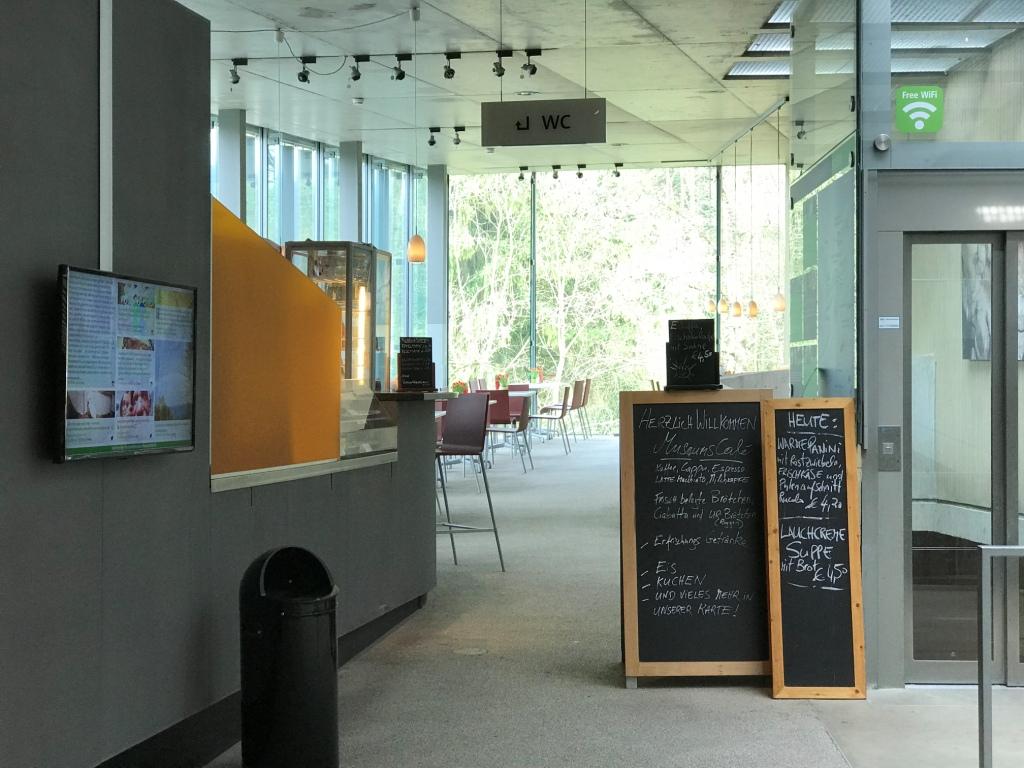 Cafe Neanderthal Musem