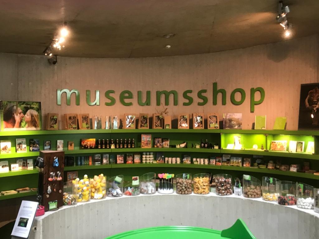 Shop im Neaderthal Museum