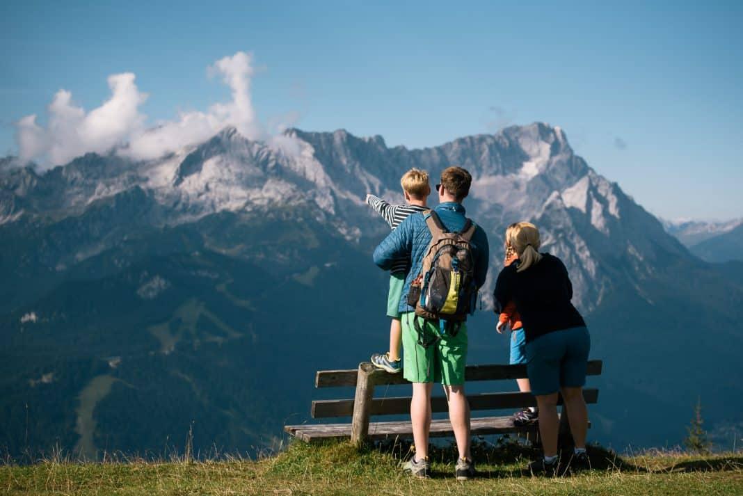 Das ZugspitzLand mit seiner Vielzahl an Ferienwohnungen und günstigen Übernachtungsmöglichkeiten