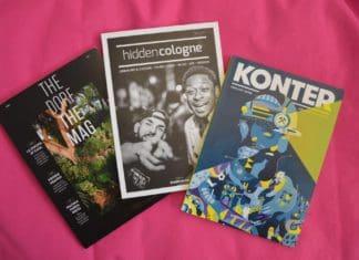 Drei neue #urbanana-Stadtmagazine für Köln, Düsseldorf und das Ruhrgebiet