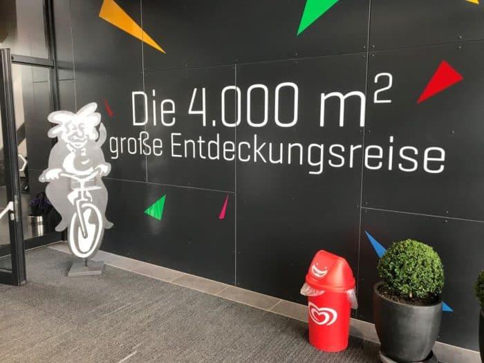 PHÄNOMENTA Lüdenscheid - Wissenschaft und Vergnügen auf 4.000 Quadratmetern