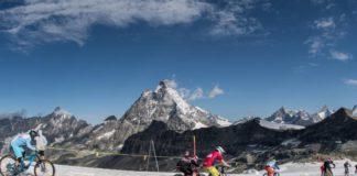Das Aostatal, italienisch Valle d'Aosta, ist die kleinste Region in Italien.