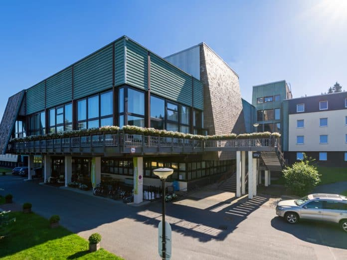 Auszeichnung Ahorn Waldhotel Altenberg