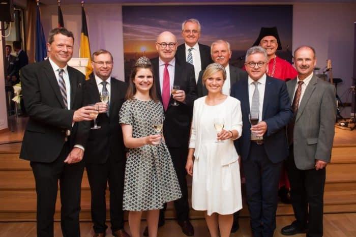 Interesse am Wein- und Tourismusland Baden-Württemberg