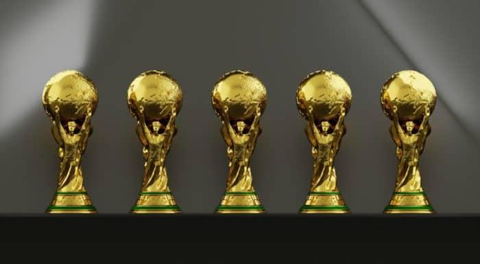 Fussball Wm 2018 Bremen Hat Den Begehrten Pokal Schon