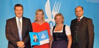 """Ministerpräsident Söder zeichnet """"100 besten Heimatwirtschaften"""" aus"""