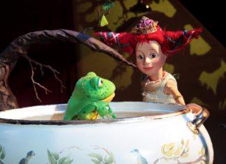 Fabelhafte Geschichten bei den 26. Steinauer Puppenspieltagen im Spessart.