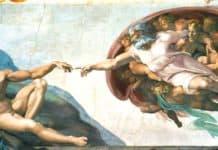 """""""Mona Lisa"""" und """"David"""" als Kunsterlebnis-Event in der Wiener Votivkirche."""