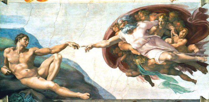 """""""Mona Lisa"""" und """"David"""