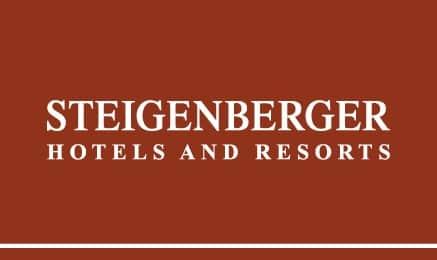 """Steigenberger Hotels and Resorts auf Platz 1 in der Kategorie """"Hotels""""."""
