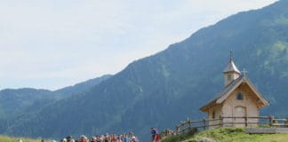 Auf die Länge kommt es an: Wander-Weltmeisterschaft in der Wildschönau.