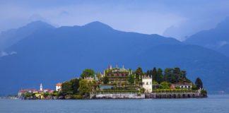 """Buch- und Gartensalon """"Editoria & Giardini"""" am Lago Maggiore."""