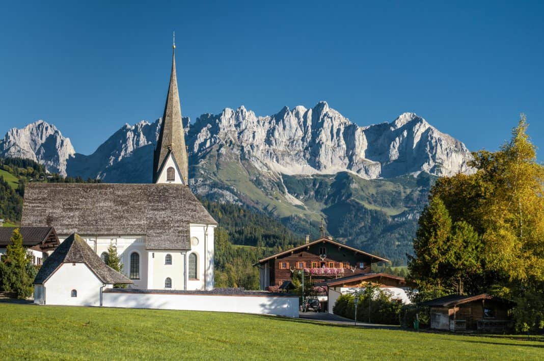 Goldener Herbst in Kitzbühel: Genusswanderwoche startet am 15. September 2018.