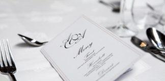 Die richtige Planung – Hochzeitskarten als wichtiger Planungsfaktor.