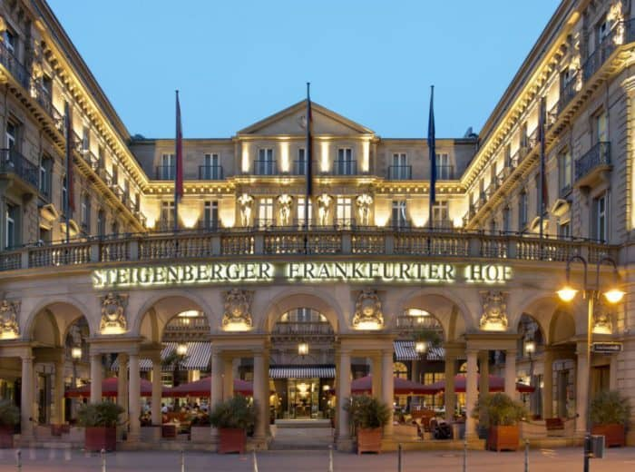 Steigenberger Hotels AG unter den Top 5 umsatzstärksten Hotelgesellschaften 2017