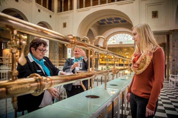 Heilwasser erleben – mit allen Sinnen - Mit Anette Sell und Lisa Schleicher.