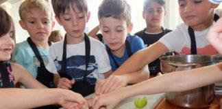 Essen macht schlau - Ein Schulprojekt von Gauls Catering.