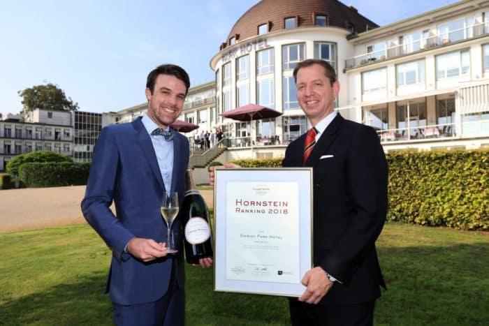 Hornstein-Ranking: Dorint Park Hotel Bremen erneut unter den 50 Besten.