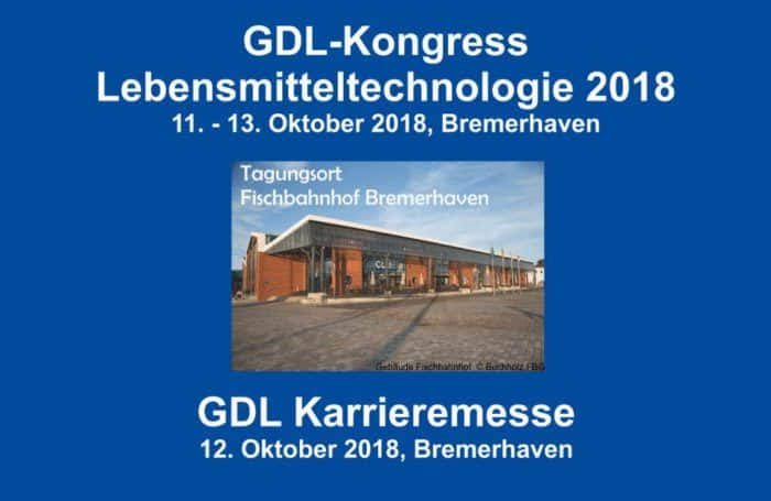 Lebensmitteltechnologie: Kooperation zwischen foodjobs.de und der GDL .