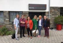Kelly Family zu Gast im Hotel Im Schulhaus
