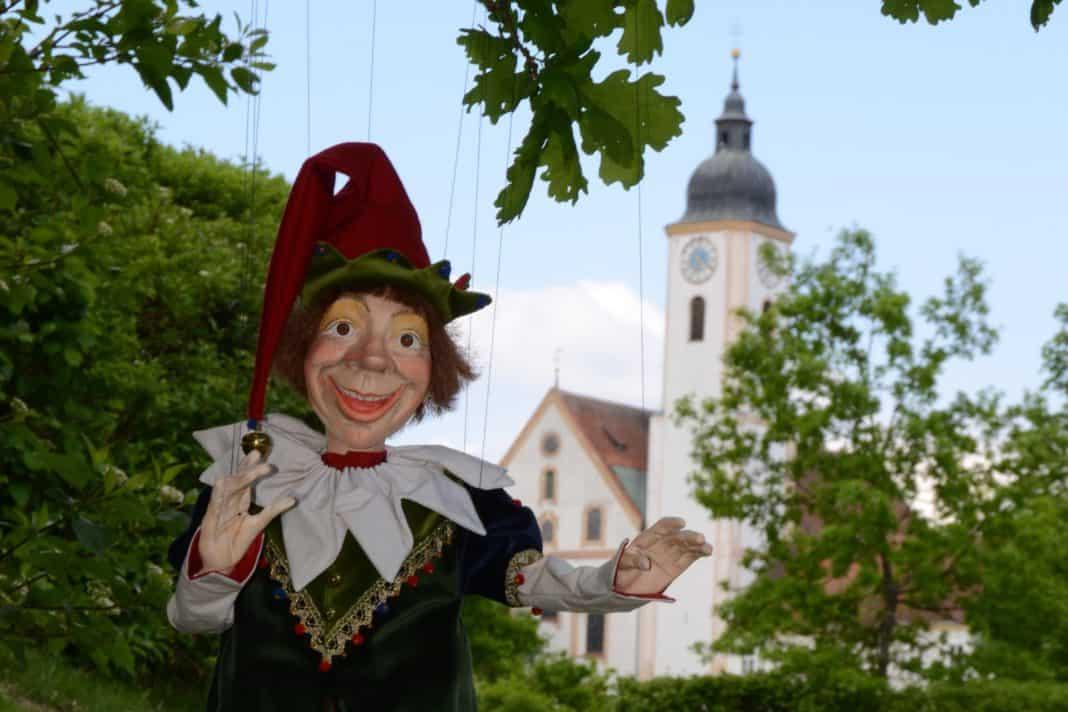 Wo die Puppen tanzen: Das Tölzer Land lädt zum 7. Larizell.