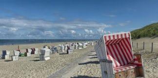 Diesjähriges Sommerwetter beflügelt den Tourismus Ostfrieslands.