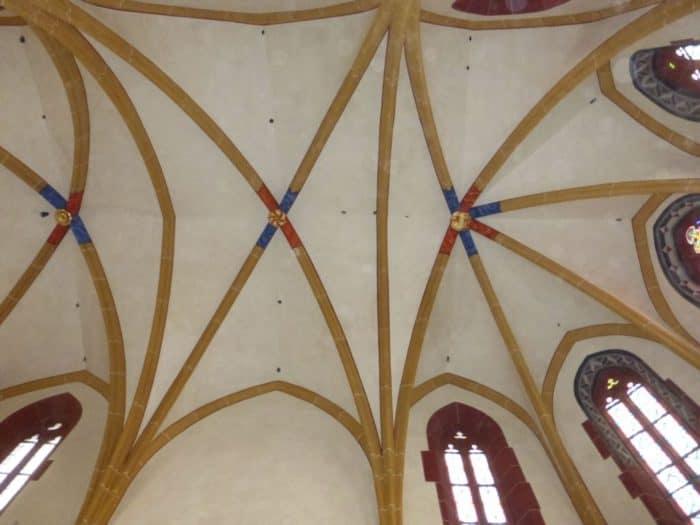 Johanneskirche in Neustadt-Mußbach