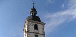 Evangelische Kirche in Dingsleben (Thüringen) erhält Bronze.