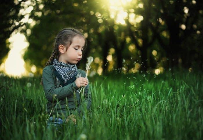 "Umweltminister eröffnet Projekt ""Natur zum Anfassen"" des NABU."