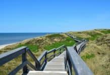 Nordsee-Inselhopping per Fahrrad