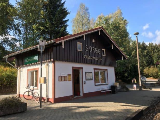 Grenzmuseum Sorge von außen