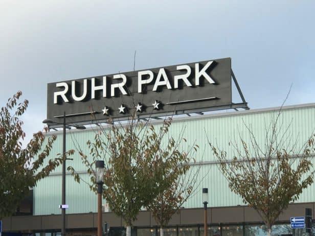 Logo Ruhr Park Bochum