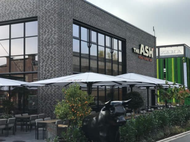 The Ash Restaurant im Ruhr Park