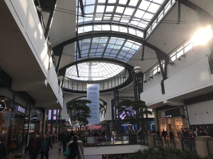 Einkaufspassage Centro Oberhausen