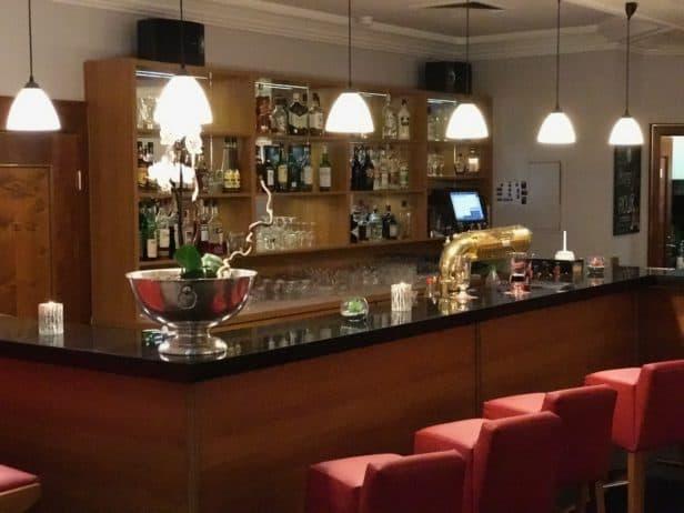 Bar Panorama Lounge Best Western Ahorn Hotel