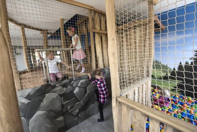 Für Kinder: Spielzimmer Harzresort Schierke