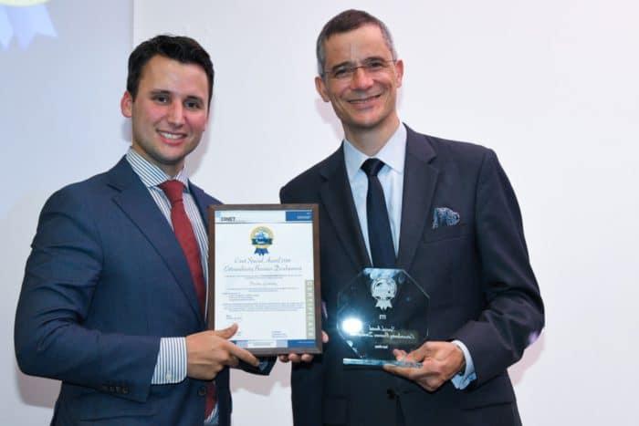 Servitex GmbH mit internationalem Award ausgezeichnet