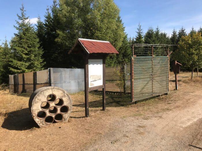 Grenzlandschaft Sorge Auf den Spuren der innerdeutschen Grenze: Grenzlandschaft Sorge