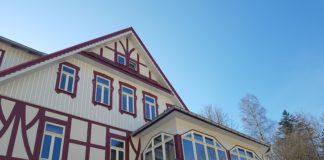 Hotel Villa Bodeblick in Schierke im Harz