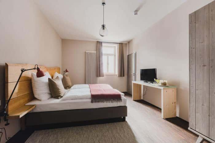 Villa-Bodeblick-Doppelzimmer-e1538920252648 Hotel und Ferienwohnung Villa Bodeblick in Schierke im Harz