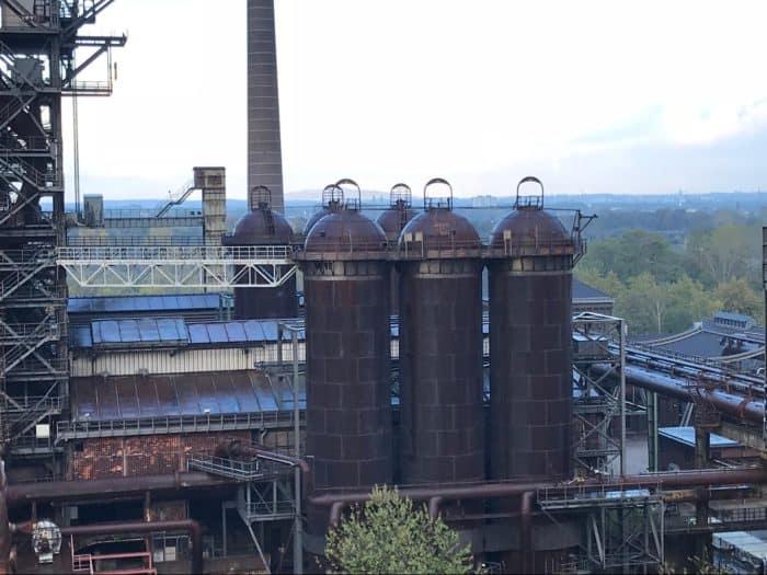 Industrieruine Landschaftspark Duisburg