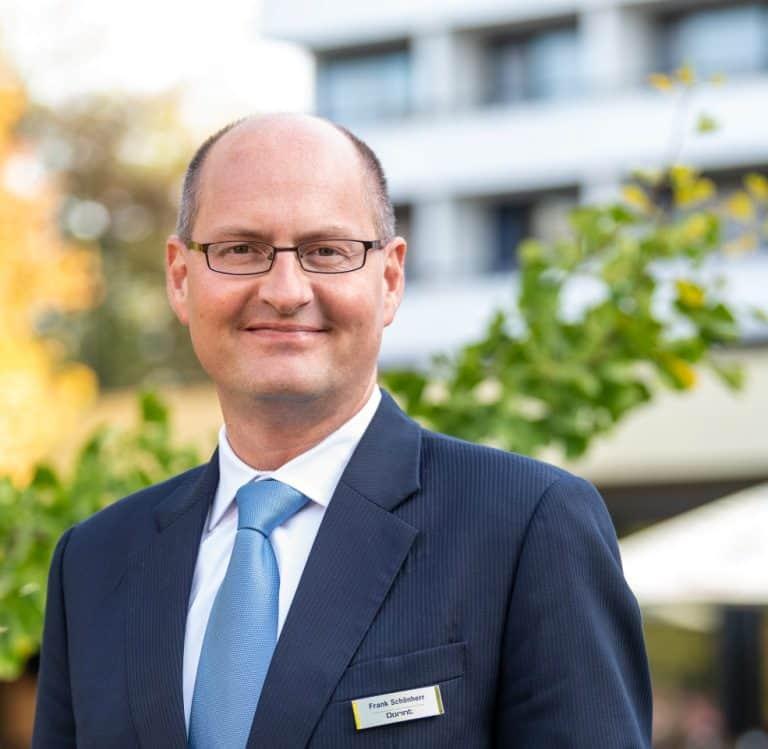 Frank Schönherr übernimmt Anfang 2019 Dorint Hotels in Köln