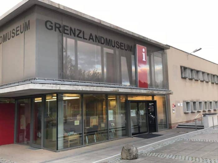 Eingangsgebäude Grenzlandmuseum Eichsfeld