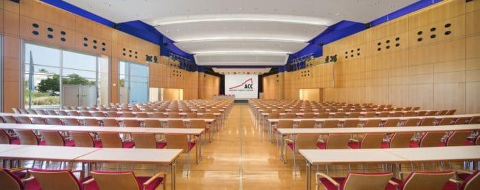 Neue Tagungspauschalen im Amberger Congress Centrum