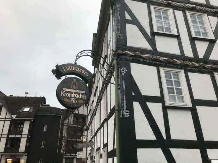 Gasthaus Pampeses in Hilchenbach