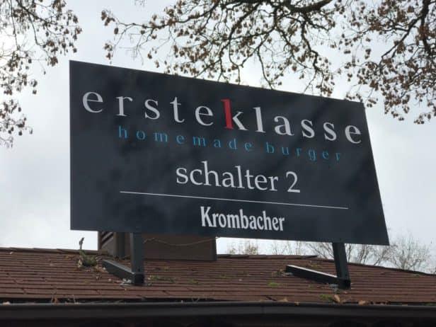 Aussenansicht Restaurant ersteklasse Hilchenbach