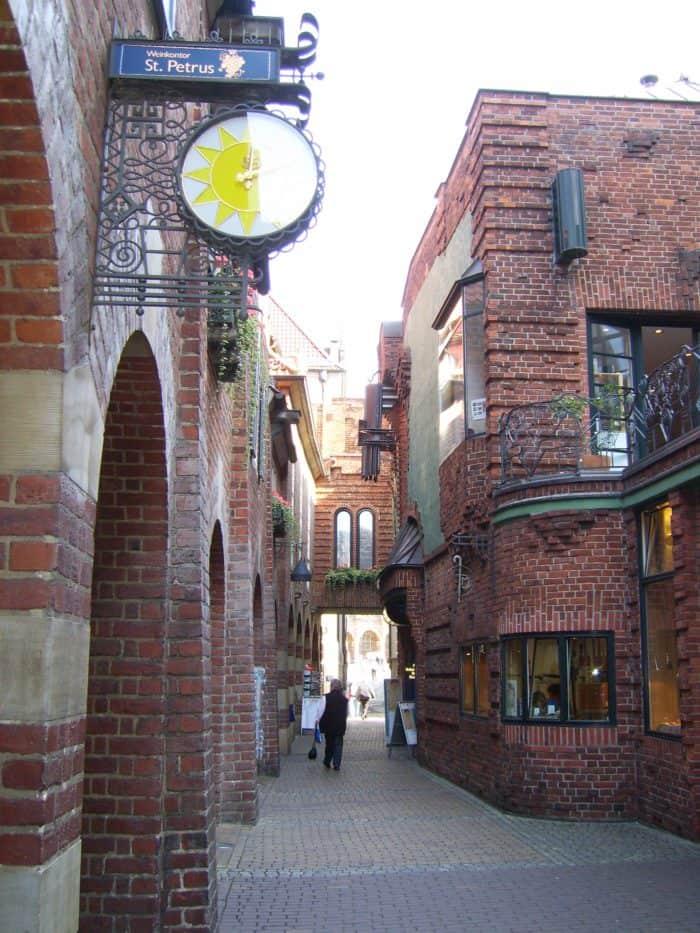 Mit vier Sinnen durch Bremens heimliche Hauptstraße