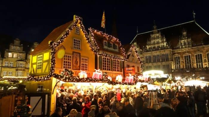Veganer Weihnachtsmarkt und mehr - Vielfältige Weihnacht in Bremen